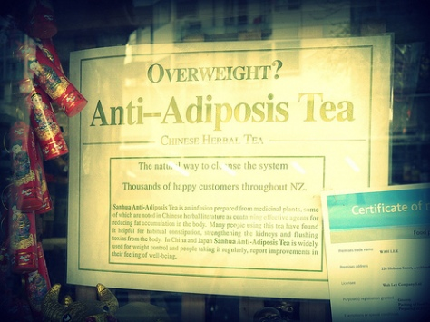 Anti-Adiposis Tea